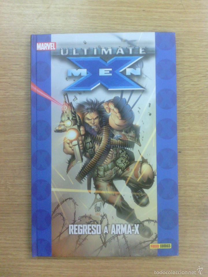 ULTIMATE X-MEN #2 REGRESO A ARMA X (ULTIMATE COLECCIONABLE #5) (Tebeos y Comics - Panini - Marvel Comic)