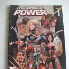 Cómics: ULTIMATE POWER Nº 1 PANINI C8V. Lote 60196227