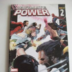 Cómics: ULTIMATE POWER Nº 2 PANINI C8V. Lote 60196307