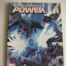 Cómics: ULTIMATE POWER Nº 4 PANINI C8V. Lote 60196363