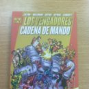 Cómics: PODEROSOS VENGADORES #5 CADENA DE MANDO (MARVEL GOLD). Lote 60922035