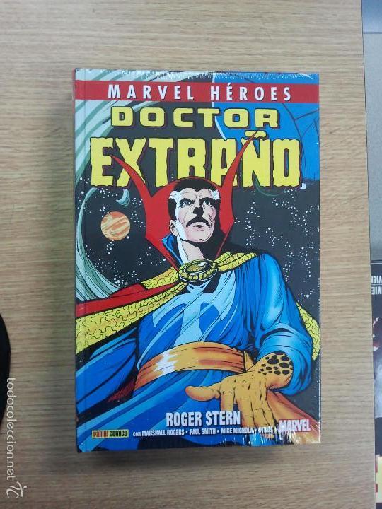 DOCTOR EXTRAÑO DE ROGER STERN (MARVEL HEROES COLECCIONABLE #75) (Tebeos y Comics - Panini - Marvel Comic)