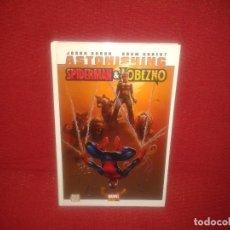Cómics: COMIC ASTONISHING SPIDERMAN & LOBEZNO. Lote 62267796