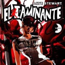 Cómics: EL CAMINANTE. CREADO POR DAVE STEWART GUIÓN Y DIBUJO POR JEFF PARKER & ASHISH PADLEKAR . Lote 62334804