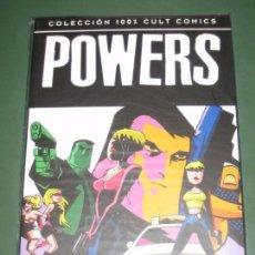 Cómics: POWERS # 4 SUPERGRUPO (PANINI). Lote 63606732