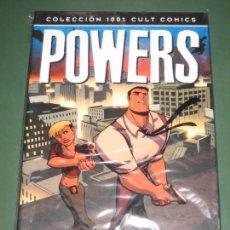 Cómics: POWERS # 8 LEYENDAS (PANINI) ¡NUEVO! 20% DESCUENTO. Lote 63606752