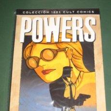 Cómics: POWERS # 9 PSICÓPATA (PANINI). Lote 63606760