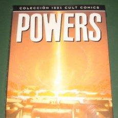 Cómics: POWERS # 10 CÓSMICO (PANINI). Lote 63606776