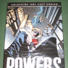 Cómics: POWERS # 11 IDENTIDAD SECRETA (PANINI). Lote 63606788