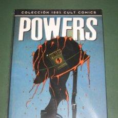 Cómics: POWERS # 13 LAS ÁGUILAS INTRÉPIDAS (PANINI). Lote 63606832