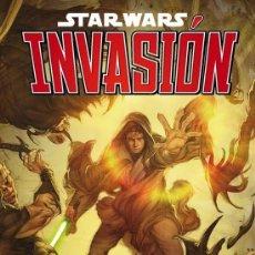 Cómics: STAR WARS INVASIÓN - COLECCIÓN COMPLETA 3 NÚMEROS - PLANETA. Lote 63733371