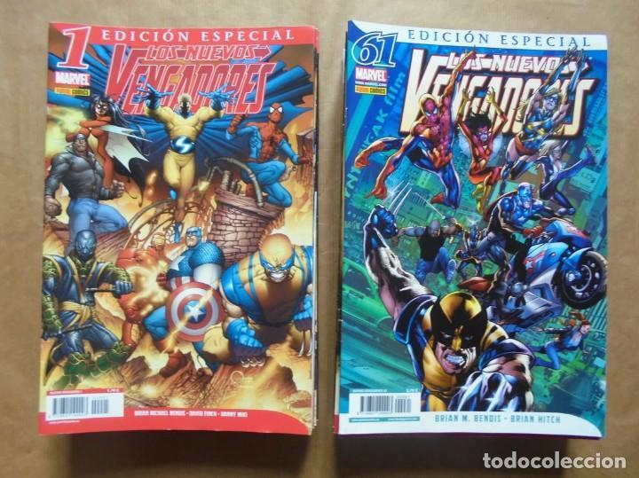 LOS NUEVOS VENGADORES - 1 A 61 COMPLETA - EDICIÓN ESPECIAL - PANINI (Tebeos y Comics - Panini - Marvel Comic)