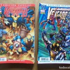 Comics: LOS NUEVOS VENGADORES - 1 A 61 COMPLETA - EDICIÓN ESPECIAL - PANINI. Lote 64023979