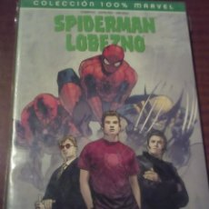 Cómics: SPIDERMAN LOBEZNO TOMO. Lote 64310935