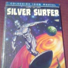 Cómics: SILVER SURFER TOMO UNICO COMO NUEVO L2P4. Lote 64312011