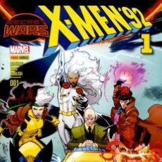 Cómics: SECRET WARS - X MEN 92 Nº 01 PANINI. Lote 64345991