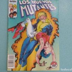 Cómics: COMIC DE LOS NUEVOS MUTANTES AÑO 1988 Nº 41 DE MARVEL COMICS LOTE 1 D. Lote 251868245