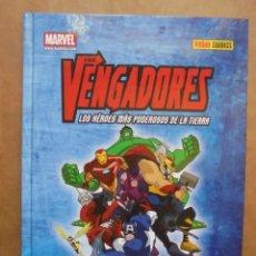 Los Vengadores - Vengadores reuníos - Panini - Tomo cartoné nuevo - JMV