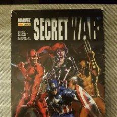 Cómics: SECRET WAR ¡ COMPLETA ! 5 NÚMEROS + CARPETA FIRMADA POR BENDIS - MARVEL - PANINI. Lote 66048638