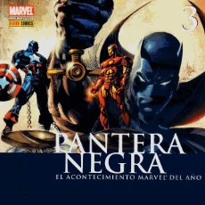 Cómics: PANTERA NEGRA VOL.1.Nº 3 CIVIL WAR.PANINI.PERFECTO.. Lote 66054190