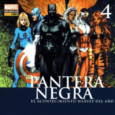 Cómics: PANTERA NEGRA VOL.1.Nº 4 CIVIL WAR.PANINI.PERFECTO.. Lote 66054330