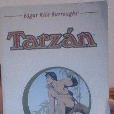 Cómics: TARZAN. EDGAR RICE BURROUGHS. CLÁSICOS DEL CÓMIC. 2004.. Lote 66275598