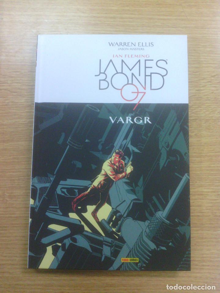 JAMES BOND #1 VARGR (Tebeos y Comics - Panini - Otros)