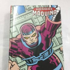 Cómics: HOMBRE MÁQUINA (MARVEL LIMITED EDITION) - PANINI. Lote 68802605