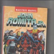 Cómics: MAESTROS MARVEL JOHN ROMITA JR - PANINI .SA. Lote 69362713