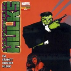 Cómics: LOS INCREIBLES HULKS Nº 8 - PANINI - GREG PAK Y TOM GRUMMET. Lote 69773337