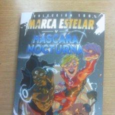 Cómics: MARCA ESTELAR Y MASCARA NOCTURNA #1 LOS HIJOS DE LA ETERNIDAD (Y VAN A LA UNIVERSIDAD) (100% MARVEL). Lote 70170529