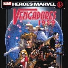 Comics: VENGADORES 1959 - PANINI - DESCUENTO 20%¡¡¡. Lote 205312531