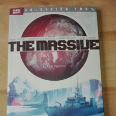 Cómics: THE MASSIVE: BLACK PACIFIC. TOMO 1 COLECCIÓN 100% PANINI. Lote 71169721