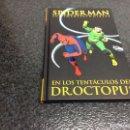 Cómics: SPIDERMAN LOS IMPRESCINDIBLES, EN LOS TENTACULOS DEL DR. OCTOPUS. Lote 165856256