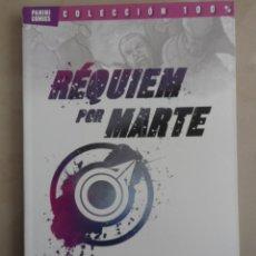 Cómics: COLECCION 100%: RÉQUIEM POR MARTE - PANINI / IMAGE - JONATHAN HICKMAN & RYAN BODENHEIM. Lote 74312603