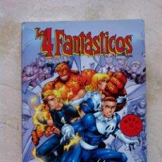 Cómics: LOS 4 FANTÁSTICOS - BEST SELLER -. Lote 74339847