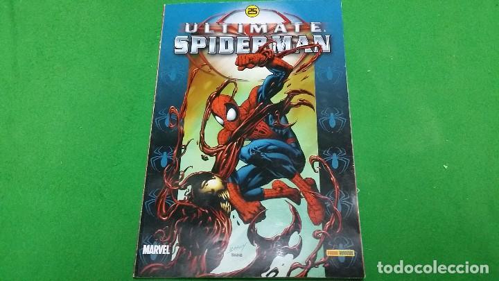 COMIC ULTIMATE SPIDERMAN SEMANAL Nº 25. PANINI, 2007. (Tebeos y Comics - Panini - Marvel Comic)