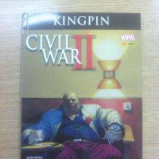 Cómics: KINGPIN (CIVIL WAR II CROSSOVER #3). Lote 75208599