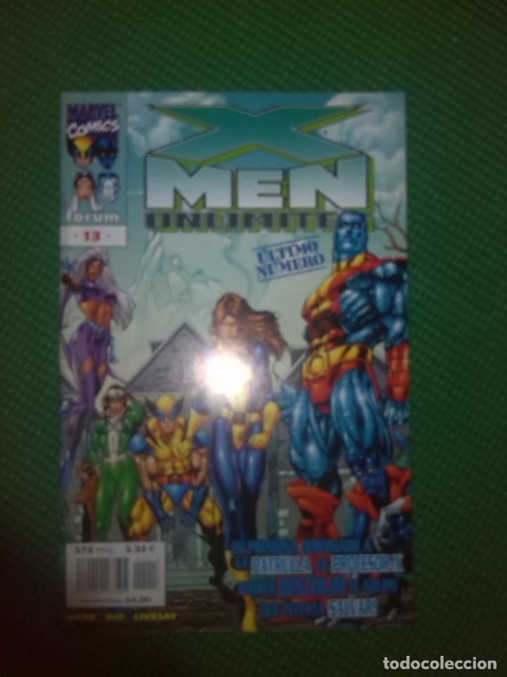 Comics: X men Unlimited completa en 13 números - Foto 2 - 75784271