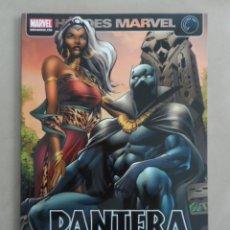 Cómics: PANTERA NEGRA Nº7 REGRESO A AFRICA - POSIBLE ENVÍO GRATIS- PANINI -REGINALD HUDLIN & FRANCIS PORTELA. Lote 76796907