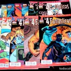 Cómics: LOS CUATRO FANTASTICOS, VOL.6, (LOTE DE 15 NÚMEROS DE 18) ( 15% DESCUENTO). Lote 77495361