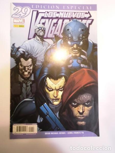 LOS NUEVOS VENGADORES - NUM 29 - PANINI COMICS - 2008 (Tebeos y Comics - Panini - Marvel Comic)