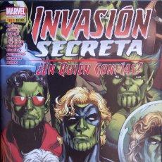 Cómics: SUPER PACK INVASIÓN SECRETA AVENTURA COMPLETA DE 14 CÓMICS PANINI COMICS - MARVEL COMICS . Lote 77884169