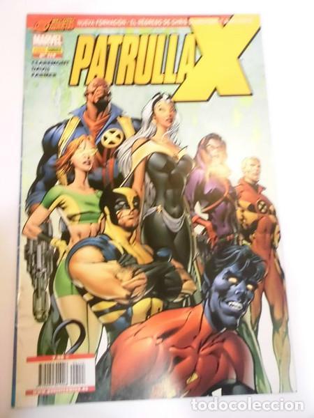 PATRULLA X - NUM 114 - PANINI COMICS - 2005 (Tebeos y Comics - Panini - Marvel Comic)
