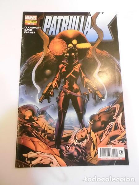 PATRULLA X - NUM 115 - PANINI COMICS - 2005 (Tebeos y Comics - Panini - Marvel Comic)