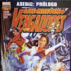 Cómics: LOS NUEVOS VENGADORES - ASEDIO : PRÓLOGO AÑO 5 - Nº 57 DE BENDIS & MAYHEW & TROY MARVEL COMICS. Lote 78226893