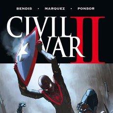 Cómics: CIVIL WAR II Nº 6 - BENDIS Y DAVID MARQUEZ - PANINI . Lote 78395665