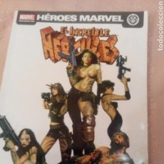 Cómics: EL INCREÍBLE HÉRCULES (HEROES MARVEL) PANINI COMICS. Lote 79808921