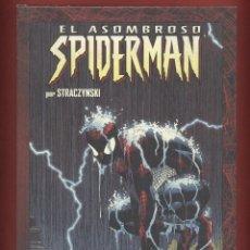 Cómics: EL ASOMBROSO SPIDERMAN POR STRACZYNSKI VOL. 2 Nº 37-45 EDI. BEST OF MARVEL PANINI AÑO 2002*. Lote 79835657