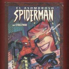 Cómics: EL ASOMBROSO SPIDERMAN POR STRACZYNSKI VOL. 2 Nº 46-54 EDI. BEST OF MARVEL PANINI AÑO 2002-2003*. Lote 79836609